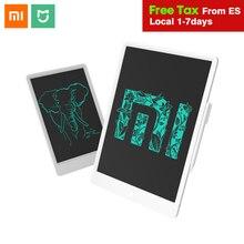 Xiaomi Mijiaสมาร์ทขนาดเล็กกระดานดำปากกา13.5นิ้วLCDเขียนแท็บเล็ตสำหรับภาพวาดเด็กWriting Digital Drawing Pad