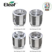 Oryginalne cewki Eleaf HW 0 2ohm 0 3ohm 0 25ohm HW1 HW2 HW3 HW4 dla Ikonn 220 zestaw ELLO Mini lub ELLO Mini XL Atomizer tanie tanio HW Coil HW1 2 3 4 1-C DS NC