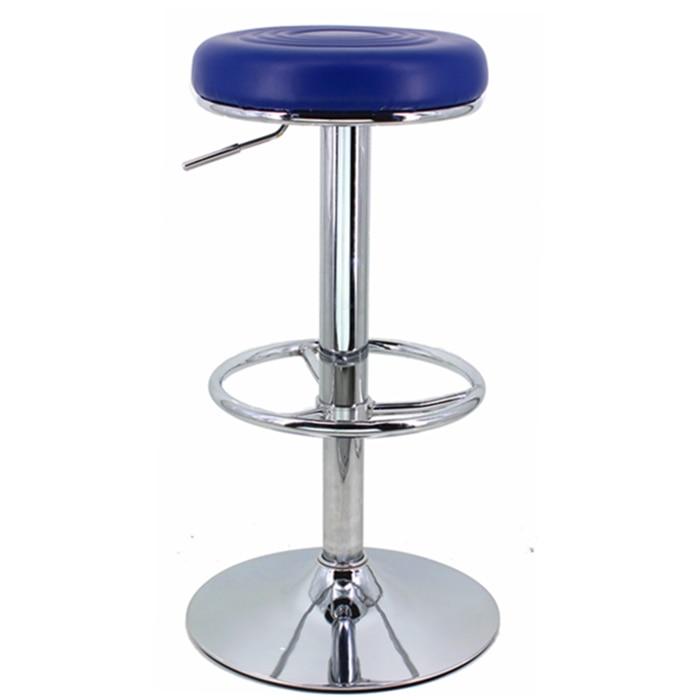 Bar Chair European Household All-around Bar Chair Fashion Simple Bar Stool Lift Chair Chair High Stool