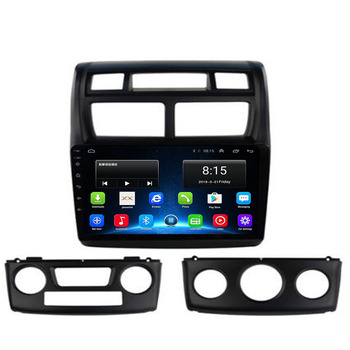 4G LTE Android 10.0 For KIA sportage 2007 2008 2009 2010 2011 Multimedia Stereo Car DVD Player Navigation GPS Radio image