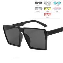 2020 модные Универсальные очки солнцезащитные для маленьких