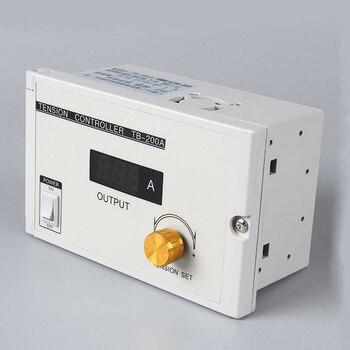Tension Controller KD200A/KTC800A/TC-D Manual Digital Tension Controller Magnetic Powder Brake Clutch цена 2017