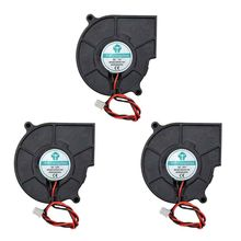 Blower Fan Cooling-Fan Centrifugal 50x50x15mm 3d-Printer 5015 Brushless 5V 12V 24V 2-Pin