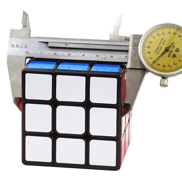 SengSo légende 7CM grande taille 3x3 Cube magique casse-tête Puzzle Cube de vitesse jouet pour enfants cadeau 3x3x3 Cubo Magico