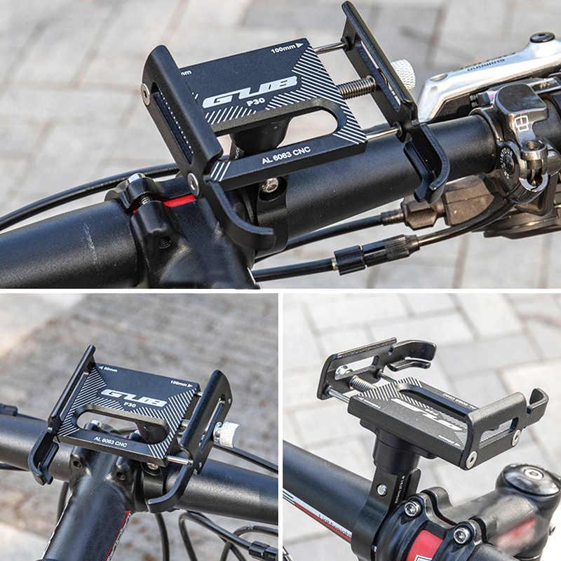Держатель для телефона велосипедный из алюминиевого сплава