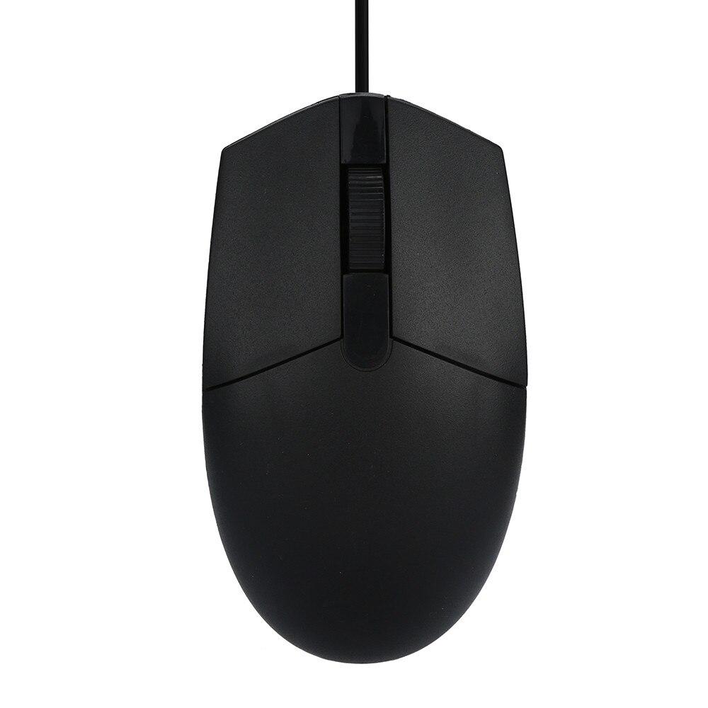 עיצוב 1200 DPI אופטי עכבר Wired ארגונומי USB נטענת Wired משחקי עכבר משרד עכברים עבור מחשבים ניידים מחשב שולחני עכבר