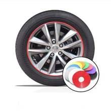 Автомобильная накладка на колеса защита от царапин столкновений