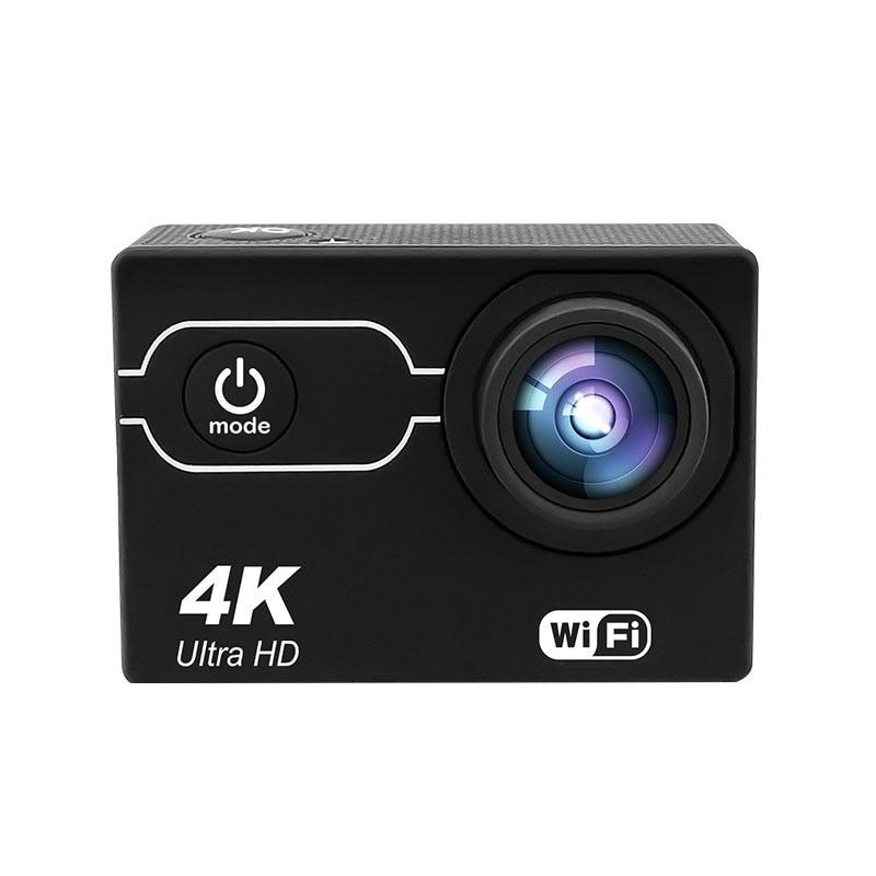 Wifi Action Camera 4K 30FPS 1080P Hd 5Mp Helmet Cam Waterproof 2.0 Inch IPS Screen Sports Camera