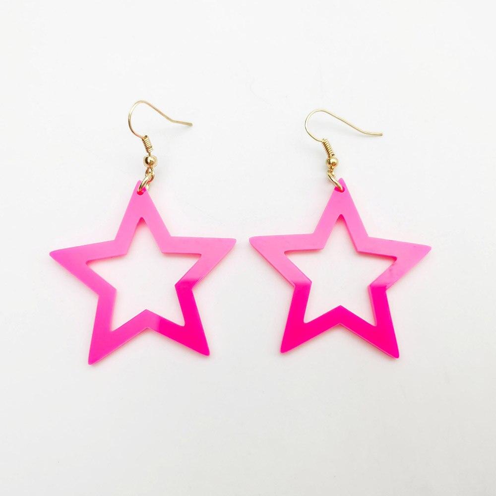 small star fuschia