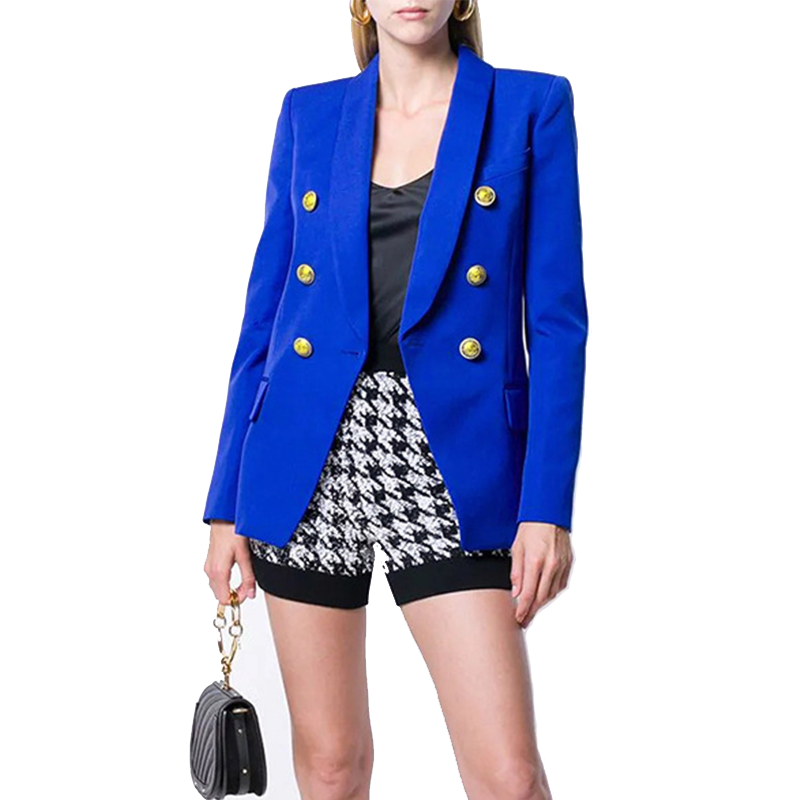women blazers and jackets Womens Vintage Blazers Retro Blazer and Coat OL Winter Double Breasted Coats