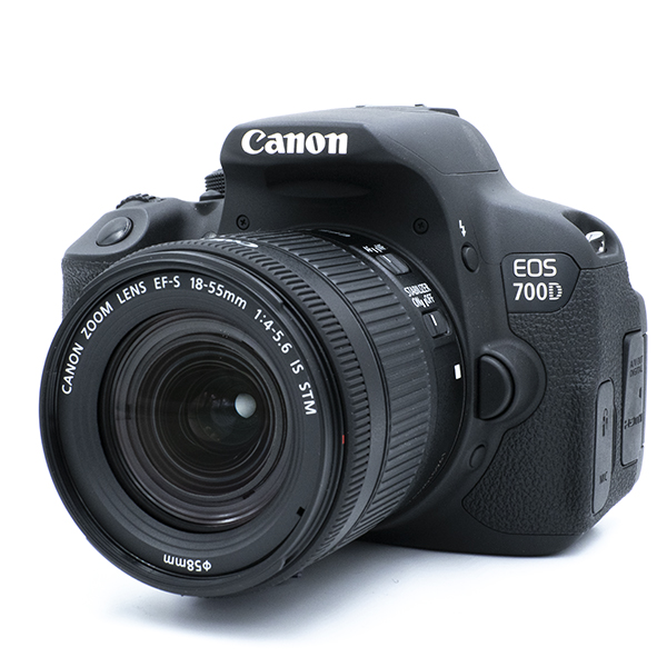 Canon 700D/rebeldes T5i Digital cámara DSLR con lente de 18-55mm