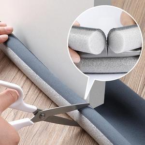 Flexible Under Door Sealing Strip Guard Sealer Stopper Door Bottom window Seal Strip Prevent Insects Wind Dust Blocker Sealer
