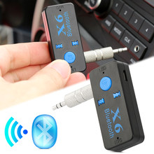 3 in 1 bluetooth car kit receiver handsfree call stereo music adapter For Jeep Wrangler Patriot Grand Cherokee renegade(China)