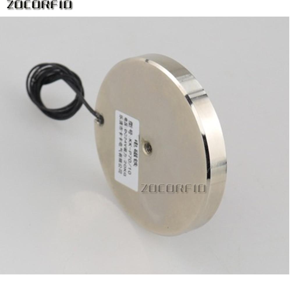 Mini P70/9 25KG(250N) DC electromagnet Holding Electric Magnet Lifting Solenoid Sucker Electromagnet|Electric Lock| - AliExpress