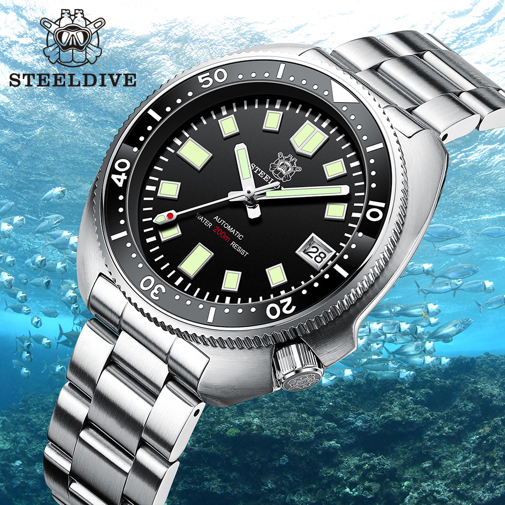 He8380abbc0df43c1adedfe1dce4bef68H SD1970 Steeldive Brand 44MM Men NH35 Dive Watch with Ceramic Bezel