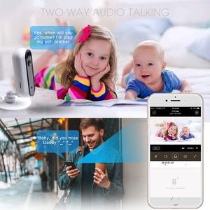 Image 4 - Jimi JH06 Wifi Camera1080P Drahtlose Video Überwachung Nachtsicht Home security Mit 30 Tag Kostenloser Cloud Für Indoor Baby Monitor