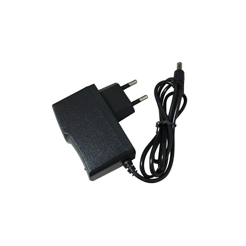 Адаптер питания переменного тока 100-240 В в постоянный ток 4,2 в 1 а 4,2 мА, зарядное устройство 18650 в для литиевого аккумулятора, лазерного уровня,...