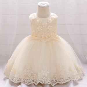 Одежда для маленьких девочек KEAIYOUHUO, детские платья, костюм для свадебвечерние для девочек с цветами, кружевные пышные шорты для девочек от 1 до 2 лет|Платья|   | АлиЭкспресс