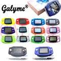Hot Multi-Farbe Retro Handheld Spielkonsole Ohne backlit Gerät Fit Für Nintendo GBA Konsole Renoviert Game Boy Advance