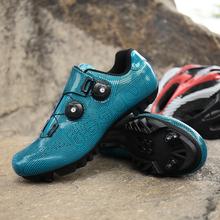 Buty rowerowe mężczyźni i kobiety buty na rower górski ultra światło rowerowe obuwie sportowe samoblokujący profesjonalny oddychający rozmiar 36-47 tanie tanio R xjian Skóra Dla dorosłych Oddychające Wysokość zwiększenie Masaż Stretch Spandex Średnie (b m) RUBBER QX2002-2