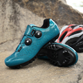 Road Bike Shoes Men and Women MTB Bike Shoes Ultra Light Bike Sports Shoes Self-locking Professional Breathable Size 36-48#