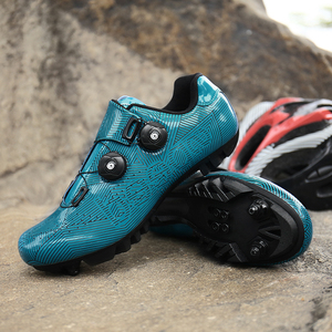 Road bike shoes men and women MTB bike shoes ultra light bike sports shoes self-locking professional breathable size 36-47