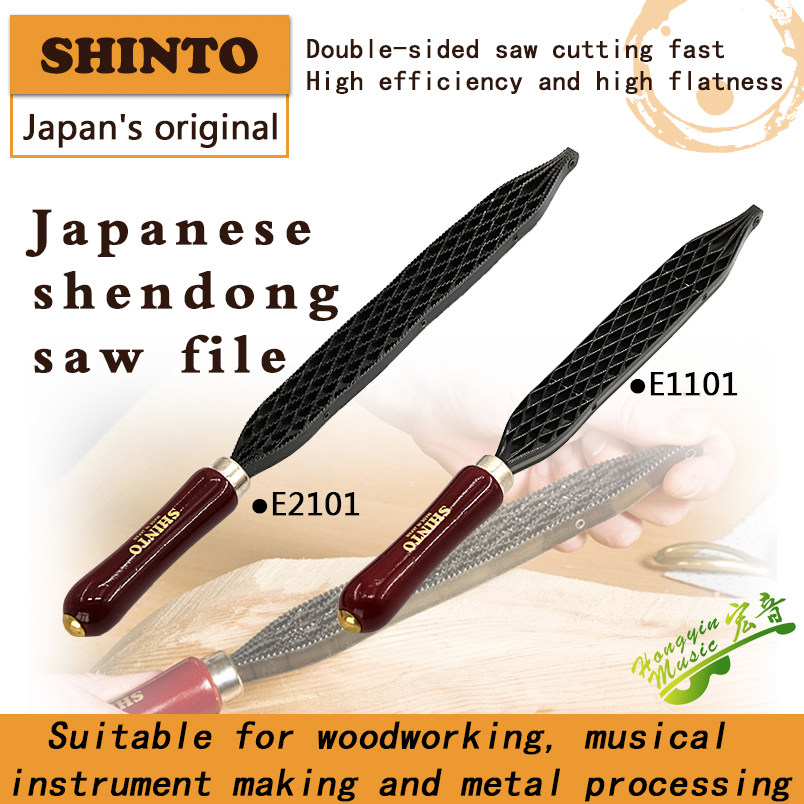 SHINTO SAWRASP FOR WOOD WORK E2101 MADE IN JAPAN 400mm