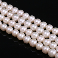Natural Freshwater Pearl Beaded 100% Cultured Pearls Loose Spacer Beads for Jewelry Making Necklace DIY Bracelet 14 Inches