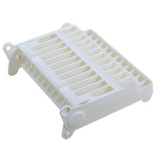 Collapsible Dish Drying Rack Folding Tray Dry Drain Tray Home Kitchen 12 Grid Plastic Dish Drain Rack Cutlery Storage Rack