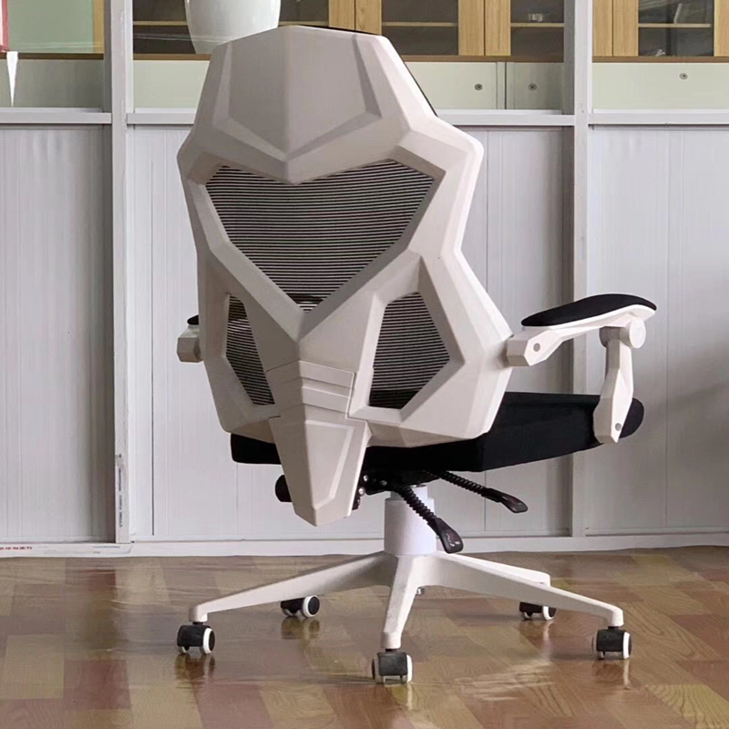 E1Computer Chair Home Electric Racing Chair Game Chair Swivel Chair Backrest Comfortable Boss Chair Can Lie In Office Chair