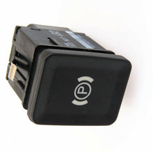 OEM Electronic Handbrake Parking Brake Switch Button For VW Passat B6 3C Passat CC 3C0 927 225A 3C0927225A 3C0927225C hand brake button auto holder esp engine start stop switch for vw passat b7 passat cc 3ad927137b 3ad 927 137 b