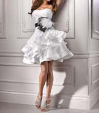 Бесплатная доставка новинка 2016 модное свадебное платье официальное