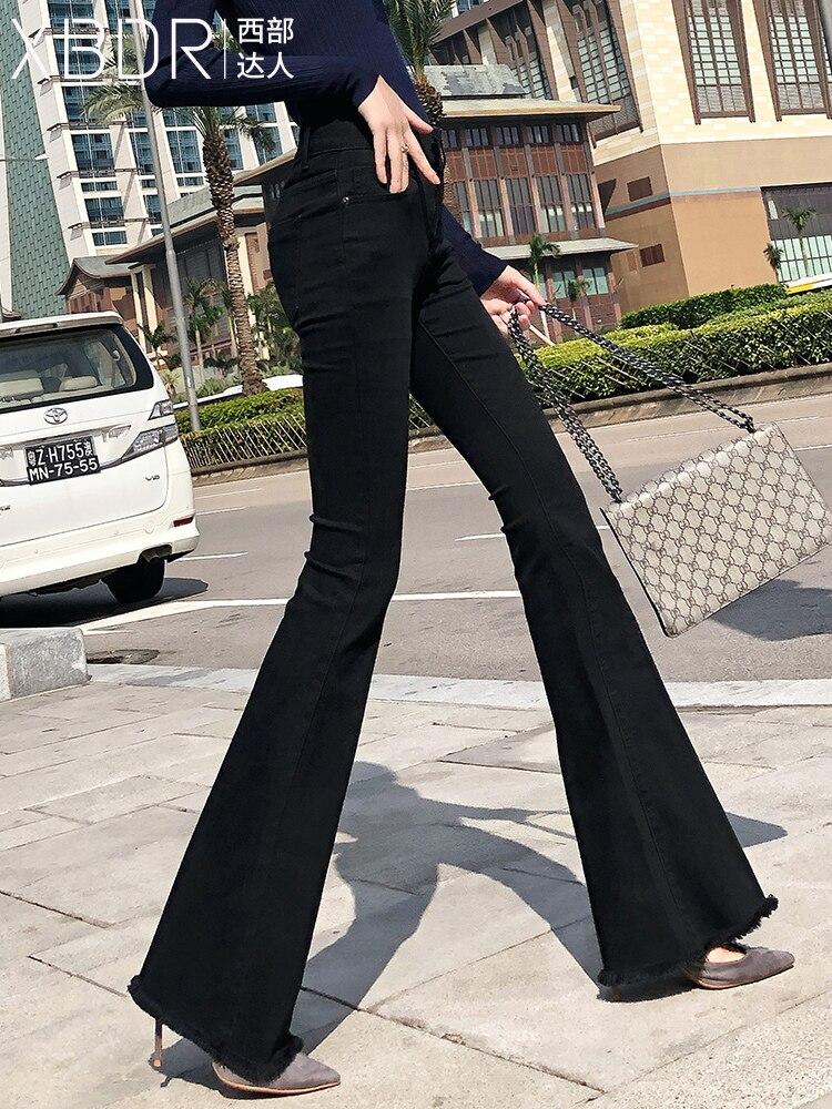 Зимние женские модные вельветовые джинсы, брюки, женские узкие длинные штаны, женские повседневные эластичные джинсовые штаны высокого кач... - 4