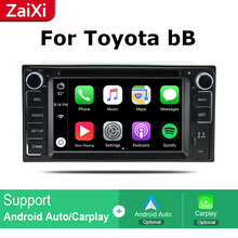 ZaiXi android car dvd gps multimedia player For Toyota bB  For Scion xB 2000~2005 car dvd navigation radio video audio player yessun for toyota prado 120 2004 2009 android car gps navigation dvd player multimedia audio video radio multi touch screen