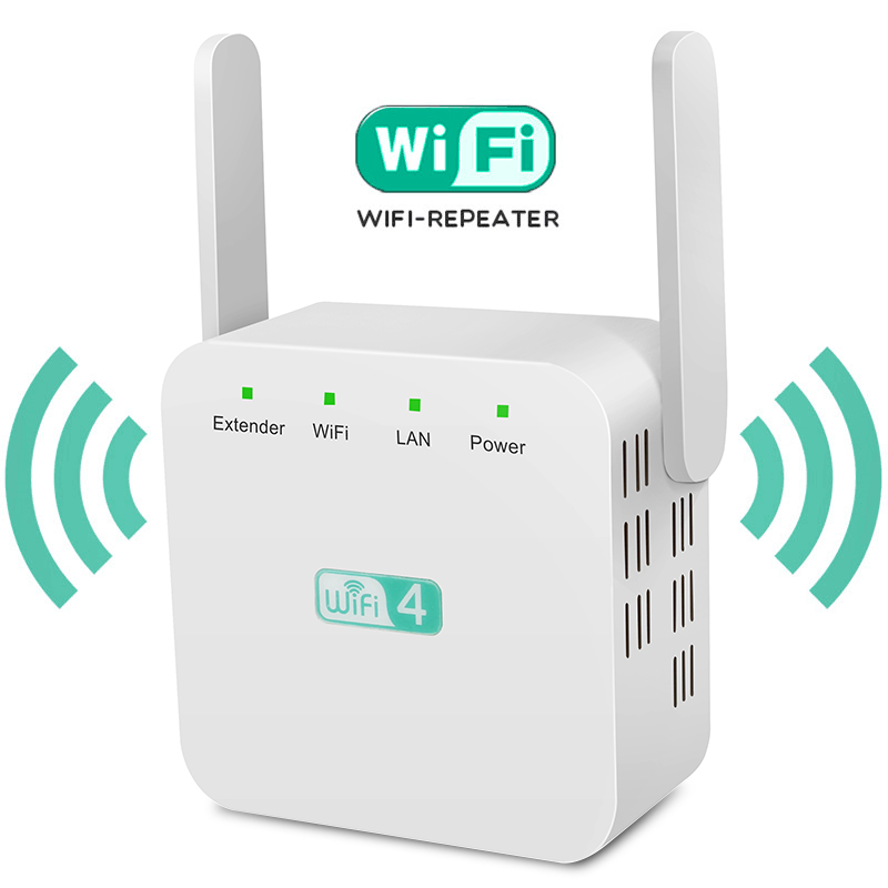 WiFi Repeater Wireless WiFi Booster 300Mbps Wifi Range Extender Wi-Fi Long Signal Amplifier 2.4G Repiter Wi Fi Ultraboost