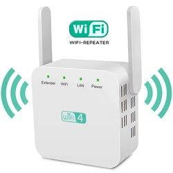 WiFi tekrarlayıcı kablosuz WiFi güçlendirici 300Mbps Wifi aralığı genişletici Wi-Fi uzun sinyal amplifikatörü 2.4G Repiter Wi Fi Ultraboost