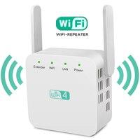 Wzmacniacz sygnału wifi bezprzewodowy wzmacniacz wifi 300 mb/s przedłużacz zasięgu Wi Fi Wi Fi długi wzmacniacz sygnału 2.4G Repiter Wi Fi Ultraboost w Rutery z modemami od Komputer i biuro na