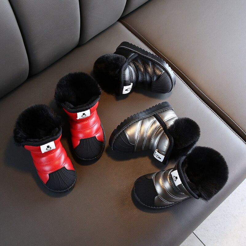 Waterproof Warm Snow Boots 6