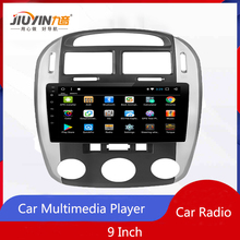 JIUYIN Quad Core Android 7.1 Car Multimedia Player For KIA CERATO 2007 2008 2009 2010 2011 2012 2013 2014 2015 2016 Radio