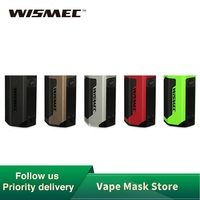 Original 300W WISMEC Reuleaux RX GEN3 Mod suitable GnomeTank Atomizer Vape E Cig RX GEN3 Mod No 18650 Battery