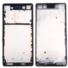 Top quality For Sony Xperia Z3+ / Z4  Front Housing LCD Frame Bezel +Repair Tool аксессуар чехол activ for sony xperia z4 hicase силиконовый gold 48133