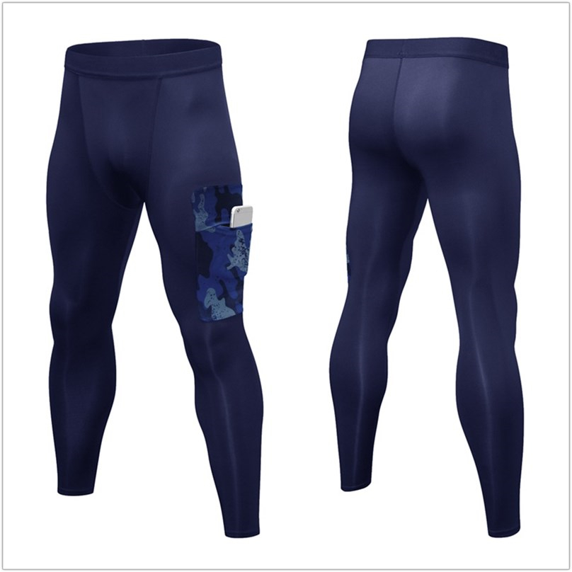 Compression Pants Tights Men Sports Leggings