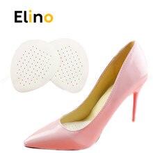 Мягкие накладки на переднюю часть стопы для женщин обуви высоком