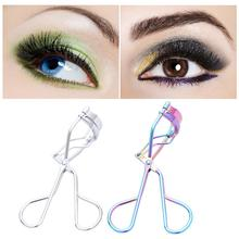 2pcs Mini Eyelash Curler Roll Curling Eyelash Curler Fits All Eye Shapes Get Eyelashes Shaping Tool Ladies Girls Beauty Supplies