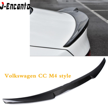 For  CC 2018-2019 M M4 style Spoiler Carbon Fiber Material wings