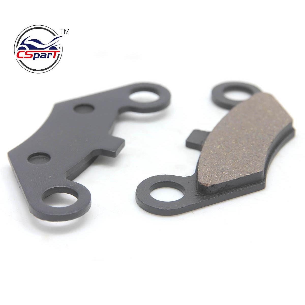1 SET Front Brake Pad For CFmoto CF500 CFORCE 450 550 600 800 X5 X6 X8 400CC 500CC 600CC 800CC ATV 9010-080810 0808B0 0808A0