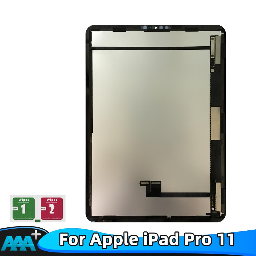 AAA+++ Quality Lcd For Apple iPad Pro 11 A1980 A1934 A1979 LCD Display Touch Screen Panel Screen Tablet Assembly Parts