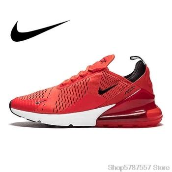Durable Lightweight Nike Air Max 270 180 Mens Sports Shoes Original Outdoor Running Comfortable Airmax Men Sneaker