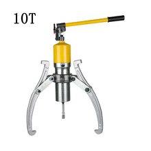 10 Ton Three Reversible Jaws Hydraulic Gear /Bearing /Wheel Bearing Puller 10T