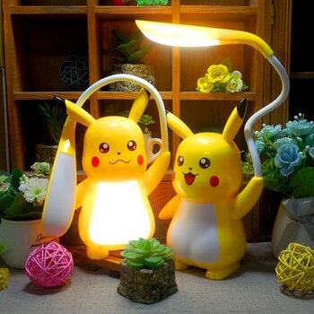 Lampe LED Pokemon veilleuse Pikachu USB
